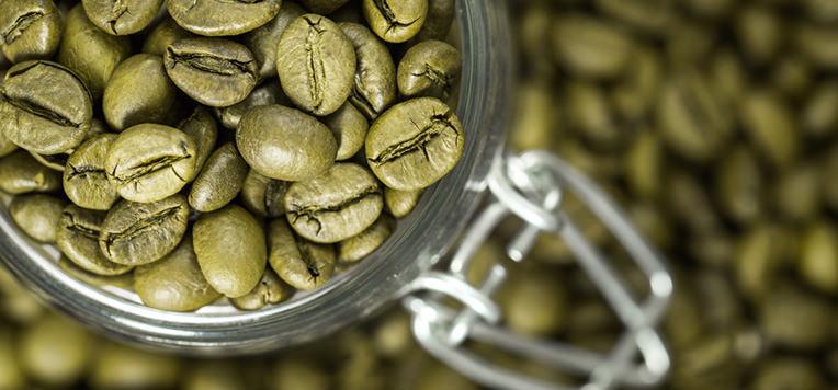 proprietà e benefici del caffè verde