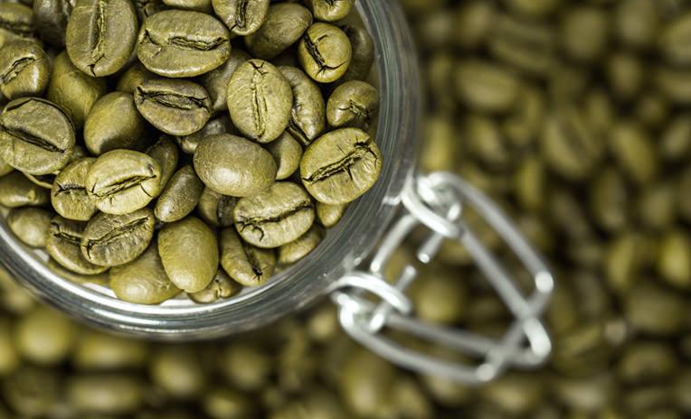 proprietà dimagranti del caffè verde