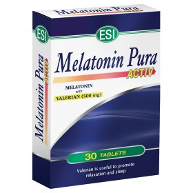 MELATONIN ACTIVE INGL
