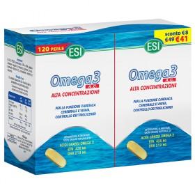 Integratore naturale con Omega 3 e Vitamina E