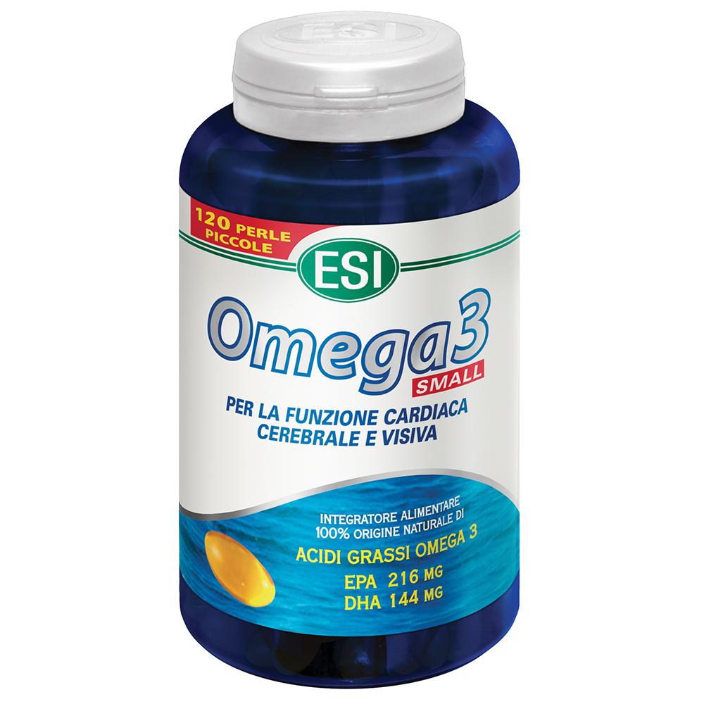 Integratore naturale di Omega 3