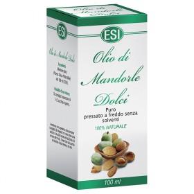 Olio di mandorle dolci emolliente per la pelle contro le smagliature in gravidanza