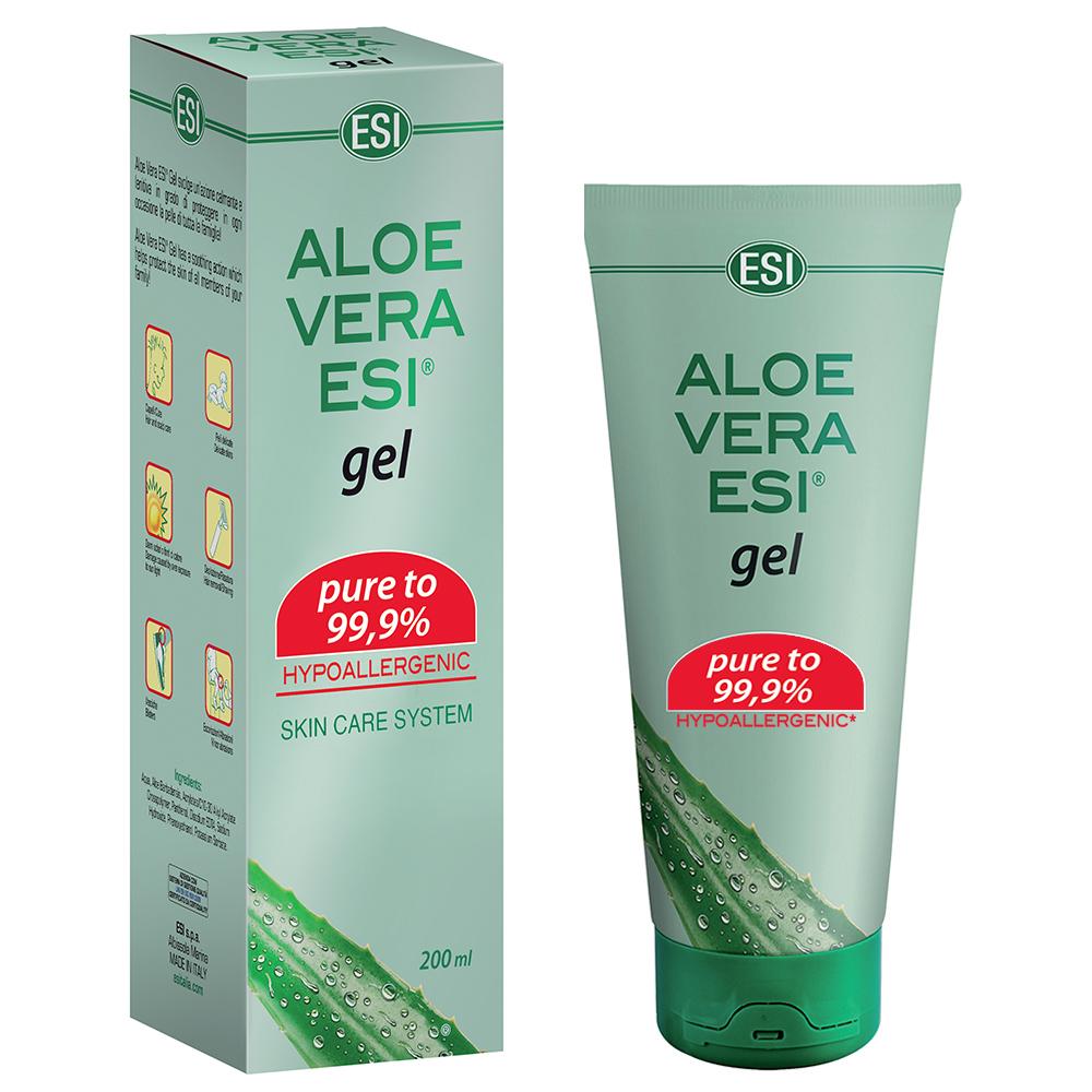 Aloe vera in gel puro idratante e nutriente per la pelle - ESI S.p.A. 52fe4c5b6740
