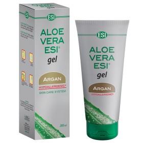 Aloe Vera in gel con olio di Argan idratante e nutriente