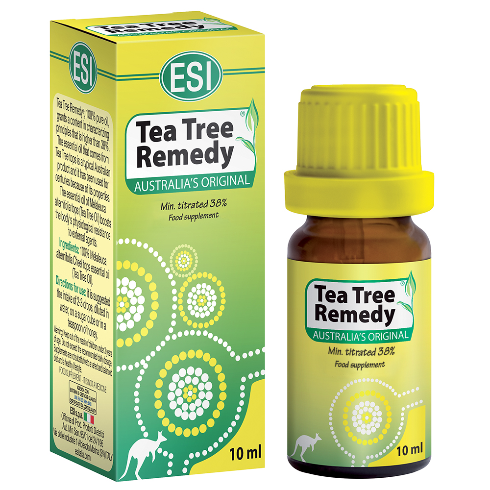 Tea Tree Oil ESI
