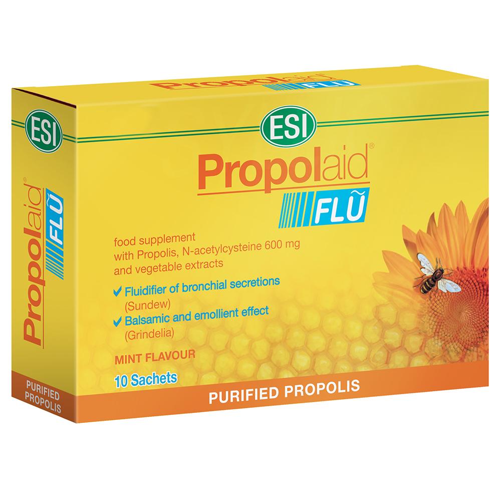 Integratore a base di Propoli per fluidificare le vie respiratorie