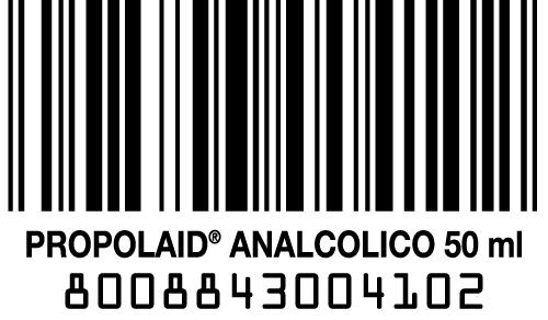codice a barre propolaid analcolico