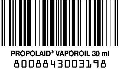 codice a barre propolaid vaporoil