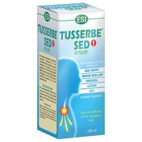 Tusserbe Sed ESI: sciroppo sedativo della tosse