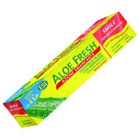 Dentifricio con microsfere di Aloe Vera ad azione sbiancante
