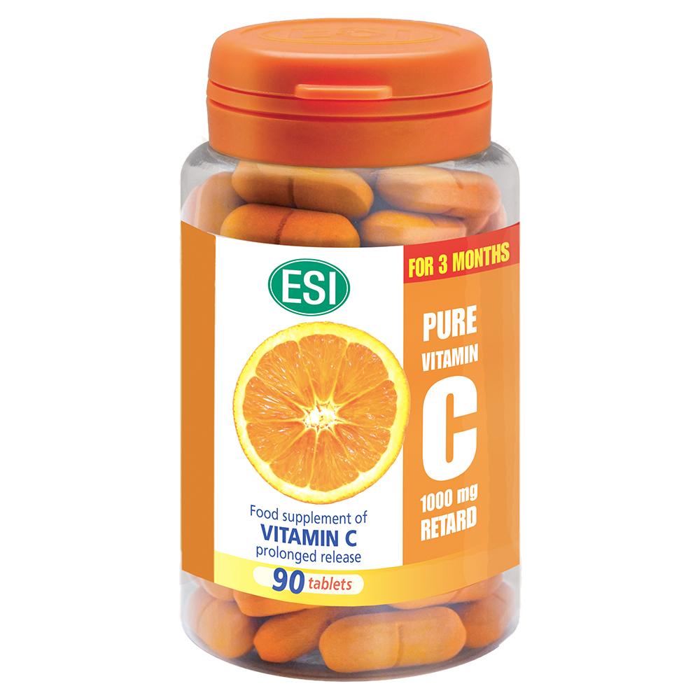 Integratore ESI Pura Vitamina C Retard