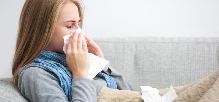 rimedi naturali per l'influenza