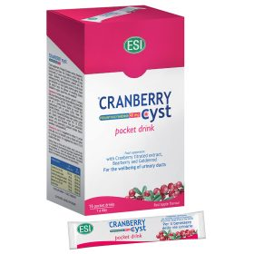 Cranberry Cyst pocket drink