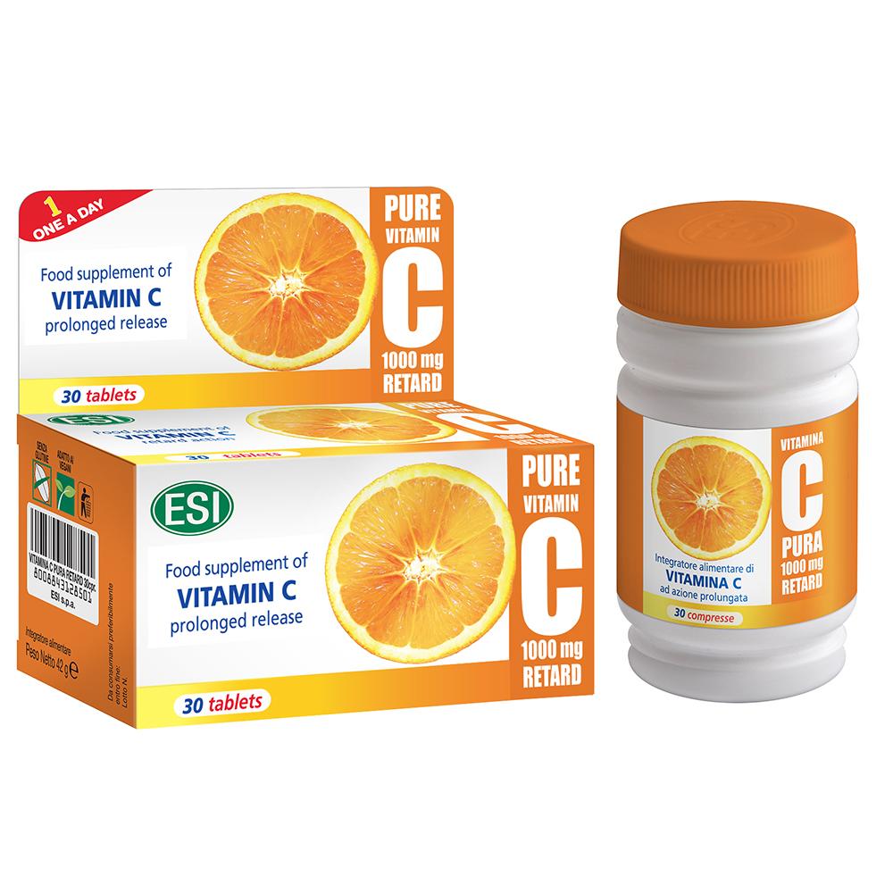 Integratore di Vitamina C concentrata