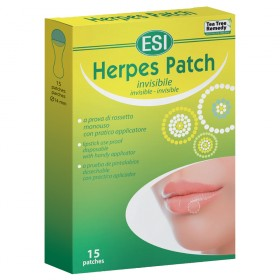 Herpes Patch ESI: rimedio naturale contro l'herpes