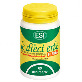 Integratore alimentare naturale per una corretta regolarità intestinale