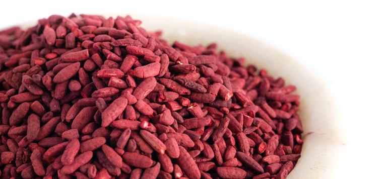 riso rosso fermentato colesterolo