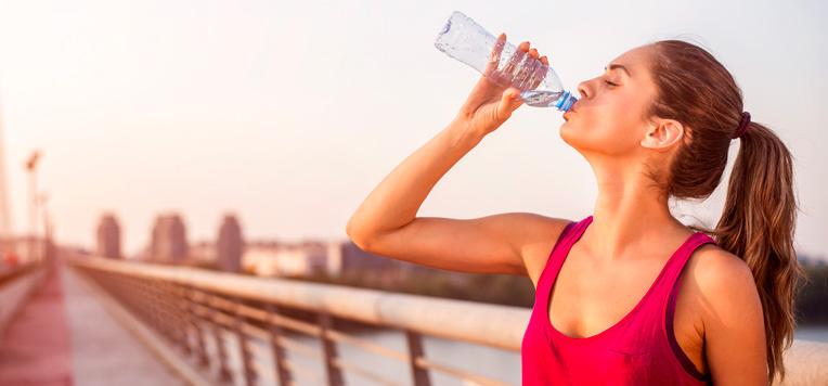 ritenzione di liquidi per la perdita di peso